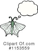 Royalty-Free (RF) Butterfly Clipart Illustration #1153559