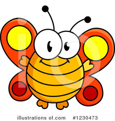 Insect Clipart #1230473 by Vector Tradition SM