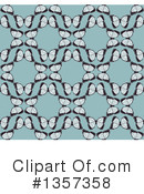 Royalty-Free (RF) Butterfly Clipart Illustration #1357358
