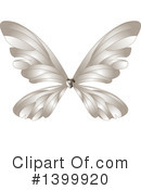 Butterfly Clipart #1399920 by Pushkin