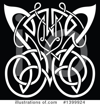Celtic Clipart #1399924 by Vector Tradition SM