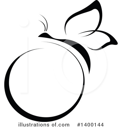 Butterfly Clipart #1400144 by dero