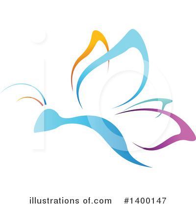 Butterfly Clipart #1400147 by dero