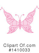 Butterfly Clipart #1410033