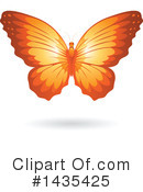 Butterfly Clipart #1435425 by cidepix