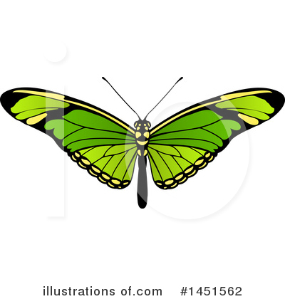 Moths Clipart #1451562 by AtStockIllustration