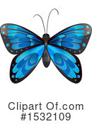 Butterfly Clipart #1532109 by Graphics RF