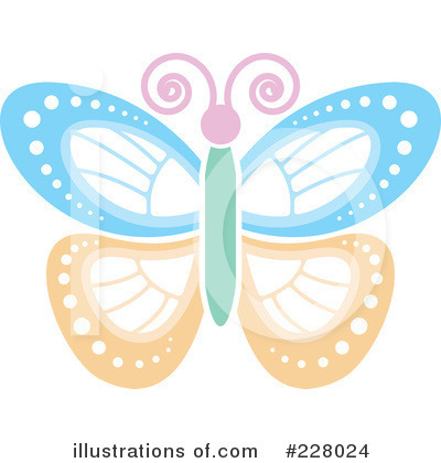 Butterfly Clipart #228024 by Lal Perera