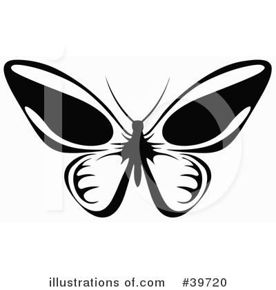 Butterfly Clipart #39720 by dero