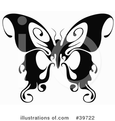 Butterfly Clipart #39722 by dero