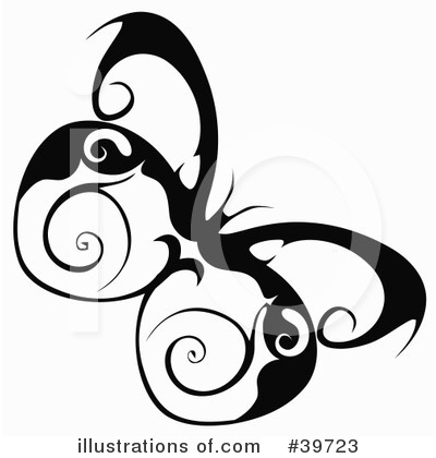 Butterfly Clipart #39723 by dero