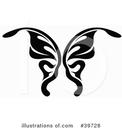 Butterfly Clipart #39728 by dero