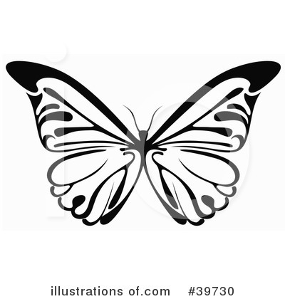 Butterfly Clipart #39730 by dero