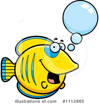 Fish Clipart #1112865 by Cory Thoman