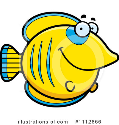 Fish Clipart #1112866 by Cory Thoman