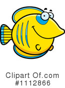 Royalty-Free (RF) Butterfly Fish Clipart Illustration #1112866