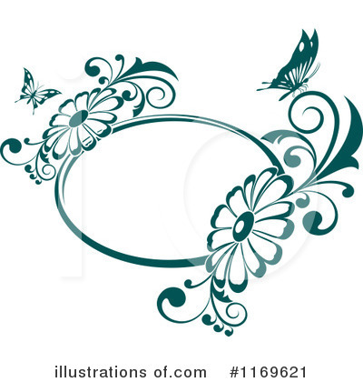 Daisy Clipart #1169621 by Vector Tradition SM