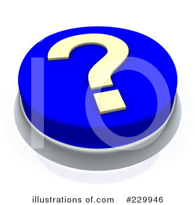 Question Mark Clipart #229946 by Jiri Moucka