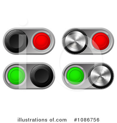 Controls Clipart #1086756 by AtStockIllustration