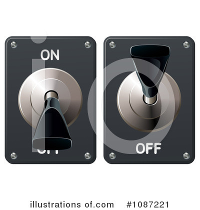 Controls Clipart #1087221 by AtStockIllustration