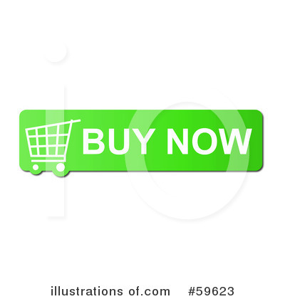 Royalty-Free (RF) Buy Now Clipart Illustration by oboy - Stock Sample #59623