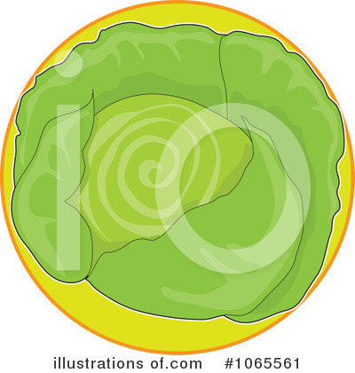 Vegetable Clipart #1065561 by Maria Bell