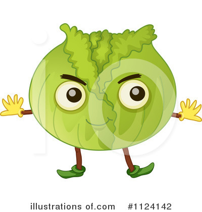 Veggie Clipart #1124142 by Graphics RF