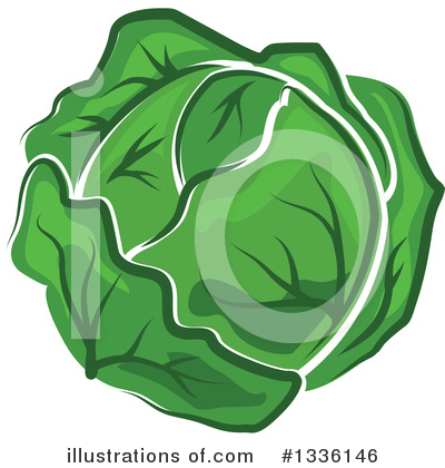 Vegetable Clipart #1336146 by Vector Tradition SM