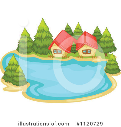 House Clipart #1120729 by Graphics RF