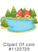 Royalty-Free (RF) Cabin Clipart Illustration #1120729
