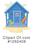 Royalty-Free (RF) Cabin Clipart Illustration #1262408