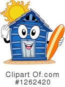 Royalty-Free (RF) Cabin Clipart Illustration #1262420