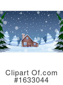 Cabin Clipart #1633044 by Graphics RF