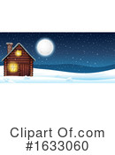 Cabin Clipart #1633060 by Graphics RF