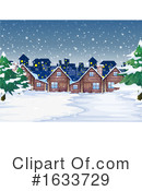 Cabin Clipart #1633729 by Graphics RF