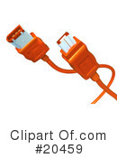 Cables Clipart #20459 by Tonis Pan