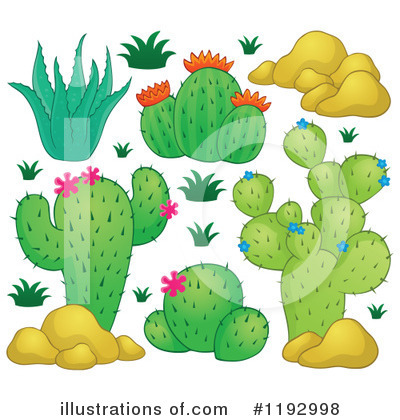 Aloe Clipart #1192998 by visekart