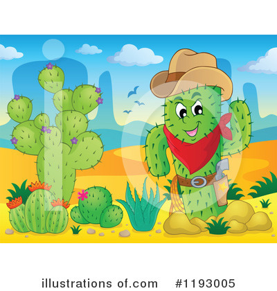Cowboy Clipart #1193005 by visekart