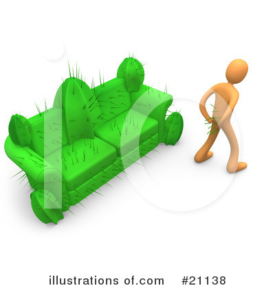 Furniture Clipart #21138 by 3poD