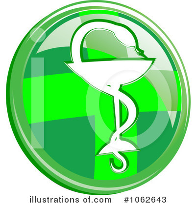 Caduceus Clipart #1062643 by Vector Tradition SM