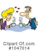 Royalty-Free (RF) Cafe Clipart Illustration #1047014