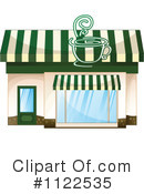 Cafe Clipart #1122535 by Graphics RF