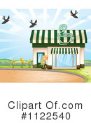 Cafe Clipart #1122540 by Graphics RF