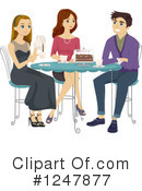 Cafe Clipart #1247877 by BNP Design Studio