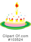 Cake Clipart #103524 by Alex Bannykh