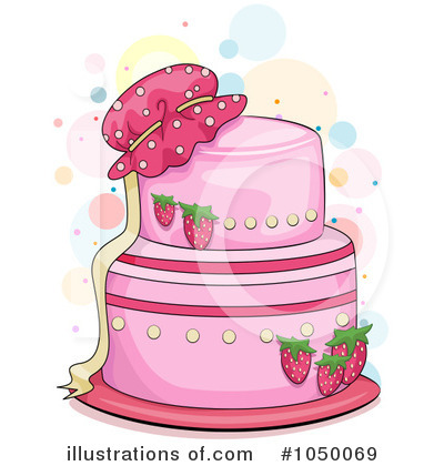 Strawberry Clipart #1050069 by BNP Design Studio