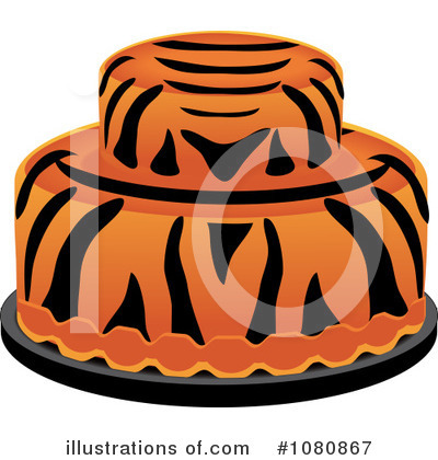 Birthday Cake Clipart #1080867 by Pams Clipart