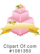 Royalty-Free (RF) Cake Clipart Illustration #1081350