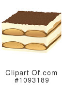 Cake Clipart #1093189 by Randomway