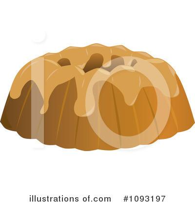 Gallery For > Bundt Cake Clipart